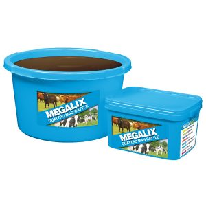 MEGALIX Quattro Mag, High magnesium lick for cattle